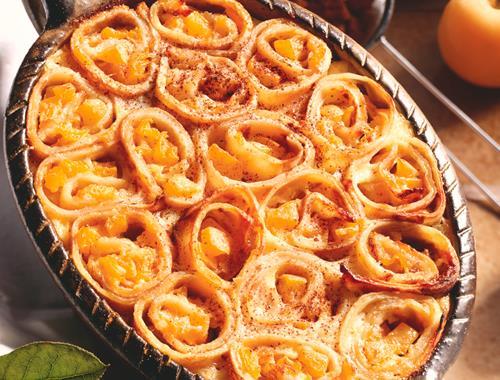 süßer pfannkuchen auflauf