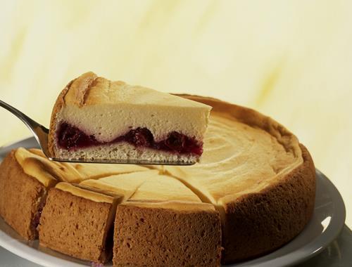 Quark Kirsch Kuchen Rezept Mondamin