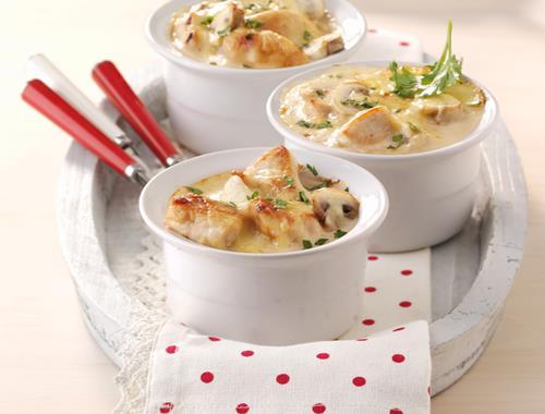 frische champignons zubereiten
